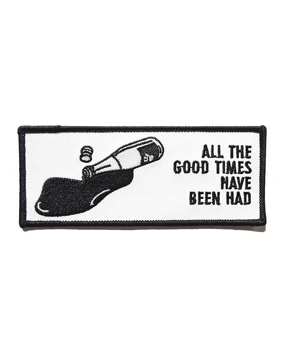 Good Times Patch-Hungry Ghost Press-Strange Ways
