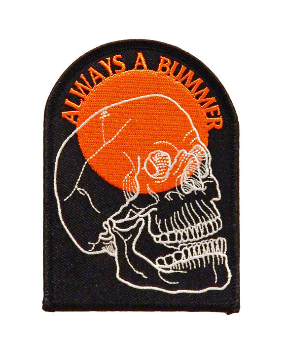 Always A Bummer Patch-Hungry Ghost Press-Strange Ways