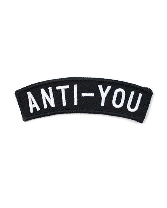 Anti-You Patch-No Fun Press-Strange Ways