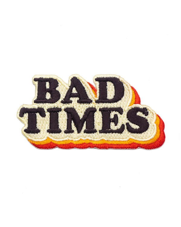 Bad Times Patch-Pretty Bad Co.-Strange Ways