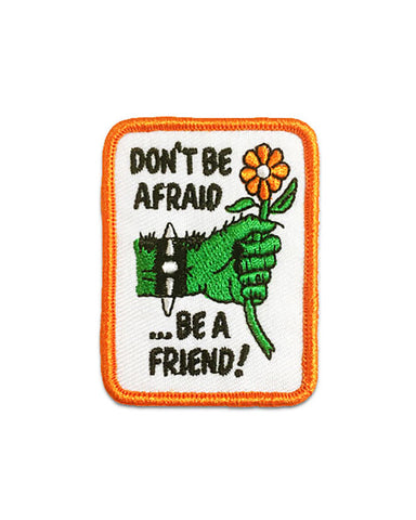 Be A Friend Patch