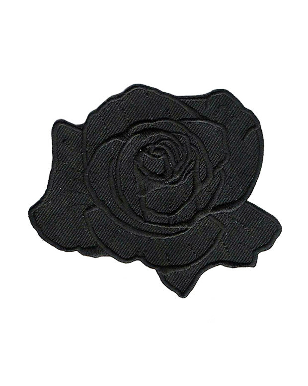 Black Rose Patch-Inner Decay-Strange Ways