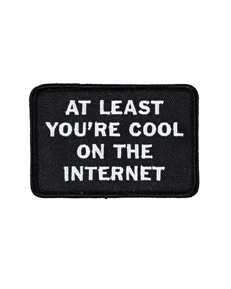 Cool On The Internet Patch-Adam J. Kurtz-Strange Ways