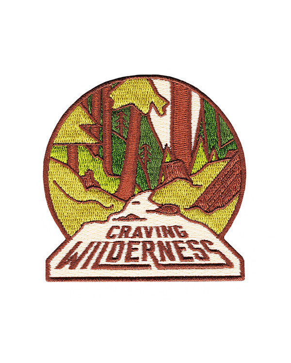Craving Wilderness Patch-Asilda Store-Strange Ways