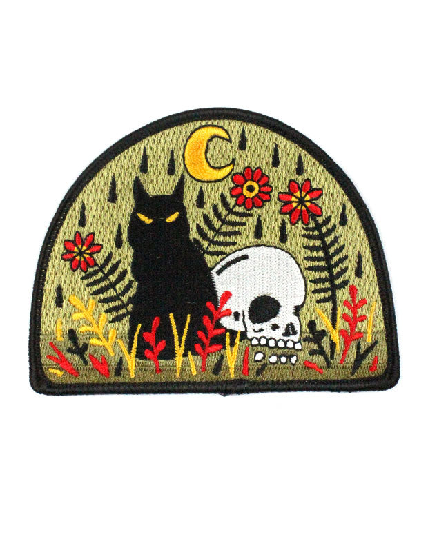 Death Won't Take Me Patch-Quiet Tide Goods-Strange Ways