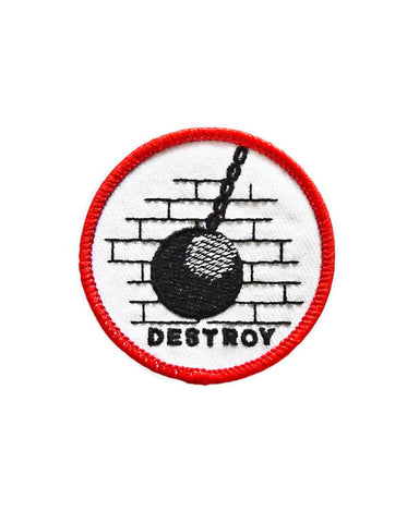Destroy Mini Patch