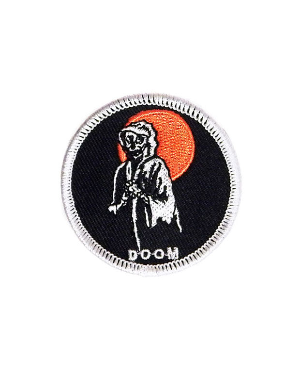 Doom Mini Patch-Hungry Ghost Press-Strange Ways
