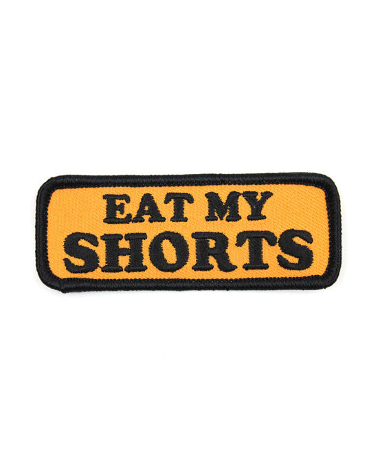 Eat My Shorts Patch-Monsters Outside-Strange Ways