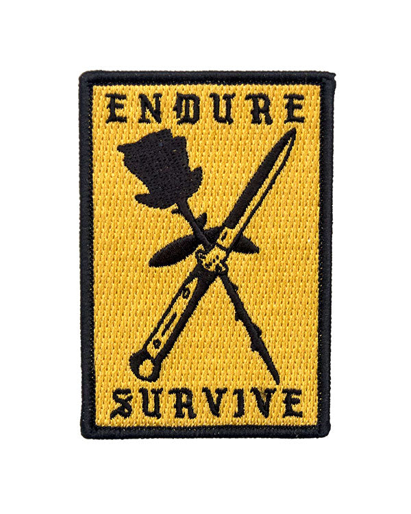 Endure / Survive Patch-Pretty Bad Co.-Strange Ways