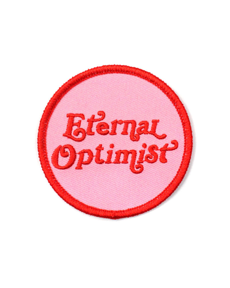 Eternal Optimist Patch-The Second Messenger-Strange Ways