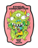 Ethical Consumption Large Patch-Quiet Tide Goods-Strange Ways
