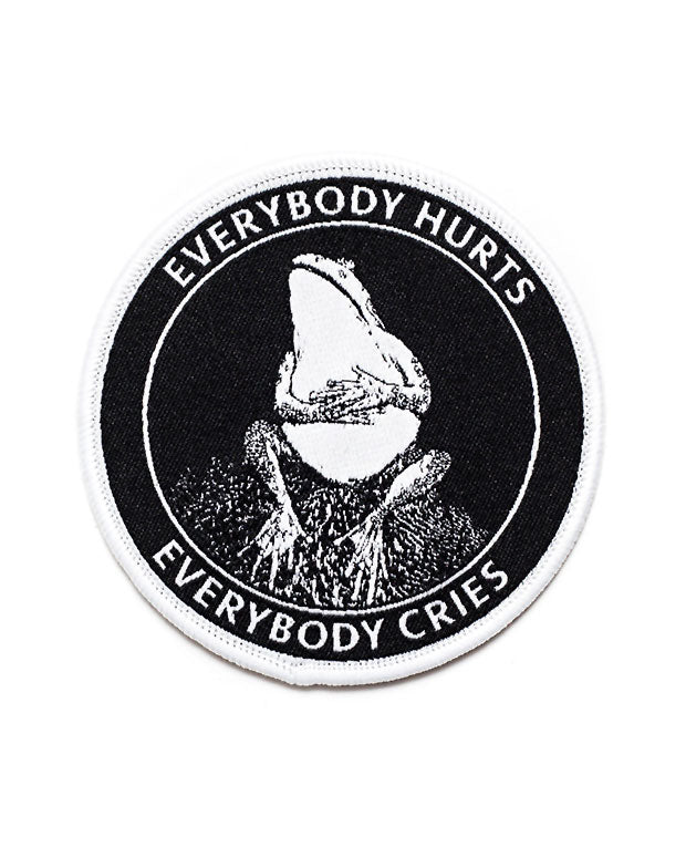 Everybody Hurts, Everybody Cries Patch-Pretty Bad Co.-Strange Ways