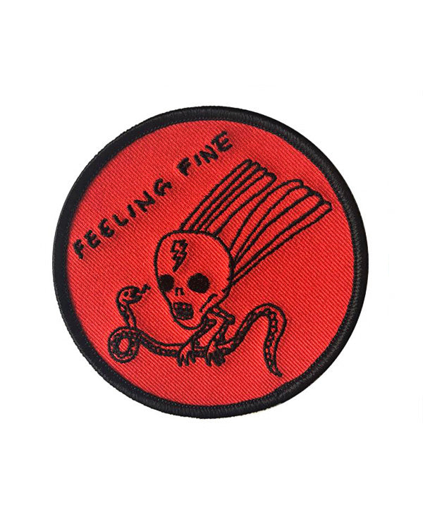Feeling Fine Patch-Inner Decay-Strange Ways