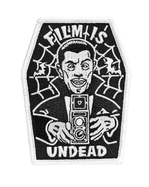 Film Is Undead Dracula Patch (Glow-in-the-Dark)-Shoot Film Co.-Strange Ways