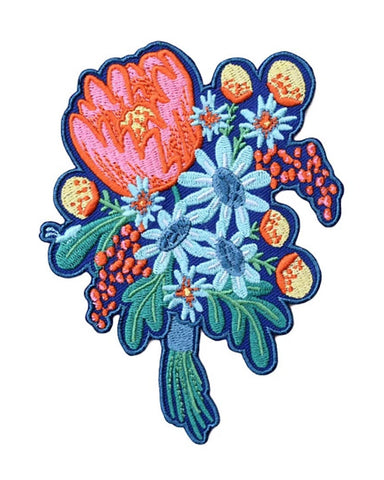 Flower Bouquet Large Patch