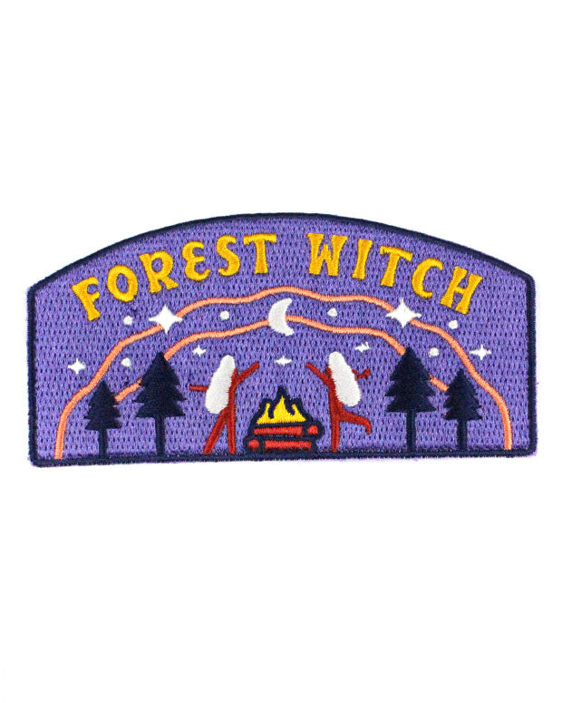 Forest Witch Patch-Ello There-Strange Ways