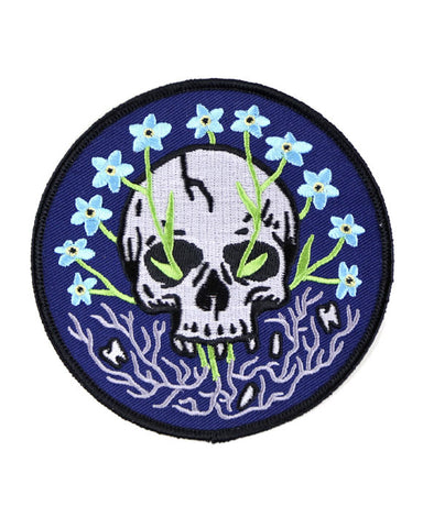 Forget Me Not Large Patch