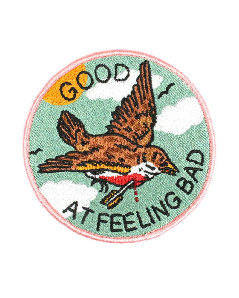 Good At Feeling Bad Patch-Stay Home Club-Strange Ways