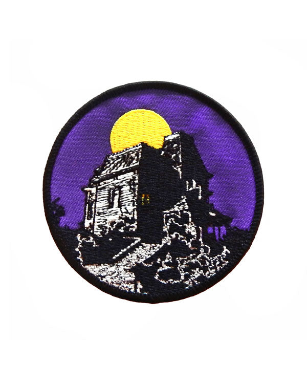Haunted House Patch-Hungry Ghost Press-Strange Ways