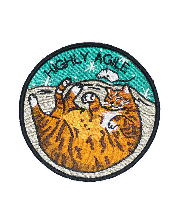 Highly Agile Patch-Stay Home Club-Strange Ways