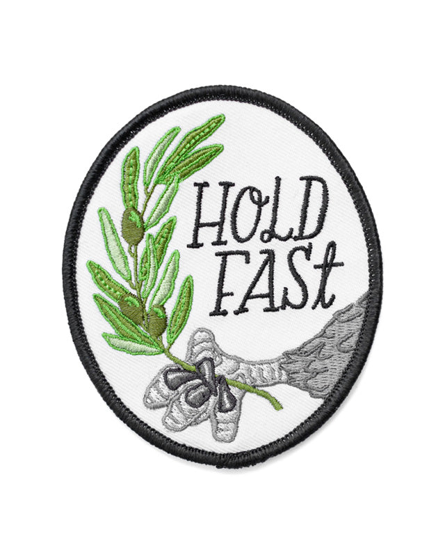 Hold Fast Patch-Frog and Toad Press-Strange Ways