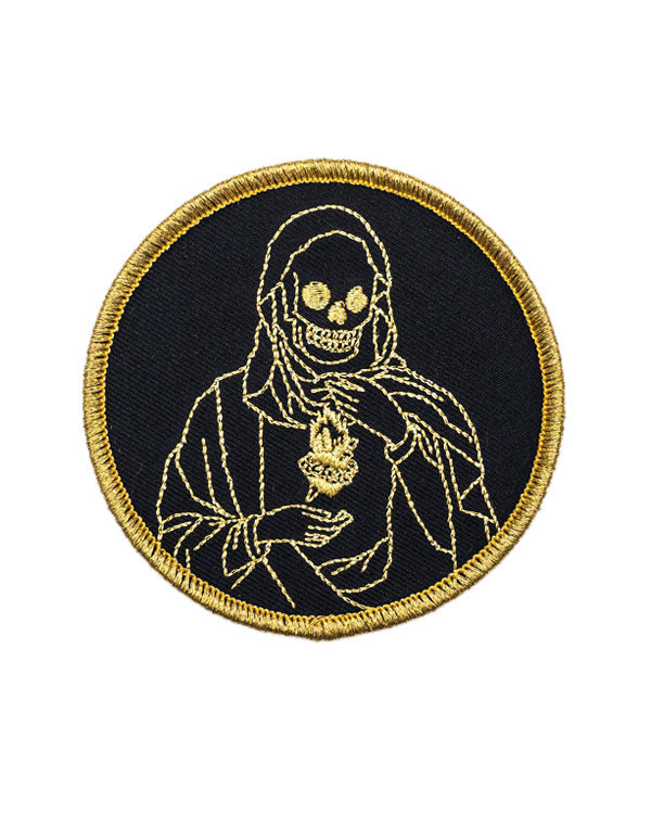 Holy Reaper Sacred Heart Patch-Pretty Bad Co.-Strange Ways