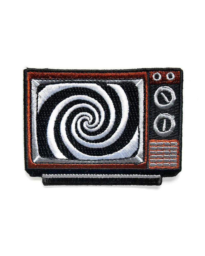 Hypno TV Patch-Smarty Pants Paper Co.-Strange Ways