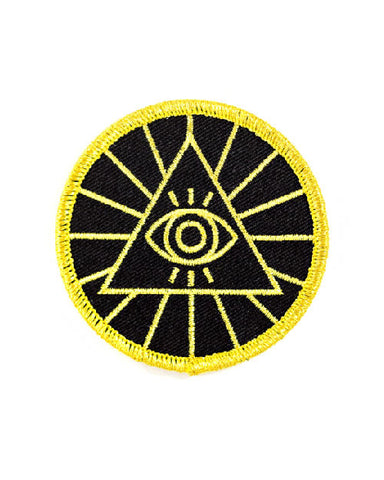 Illuminati Patch