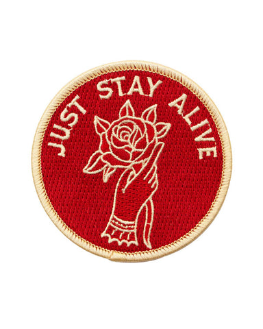 Just Stay Alive Patch