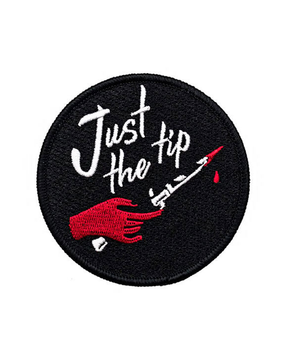 Just The Tip Patch-Pretty Bad Co.-Strange Ways