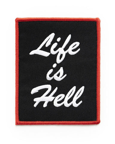 Life Is Hell Patch