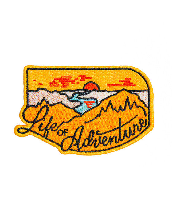 Life of Adventure Patch-Asilda Store-Strange Ways