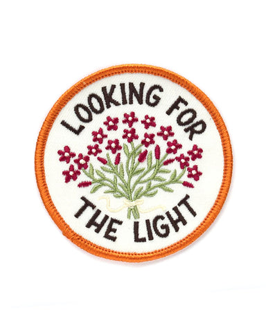 Looking For The Light Patch (Limited Edition)