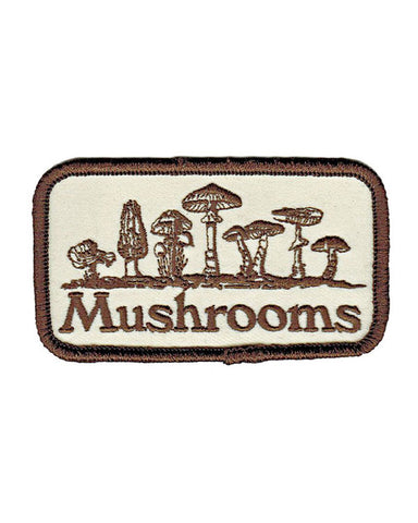 Mushrooms Patch