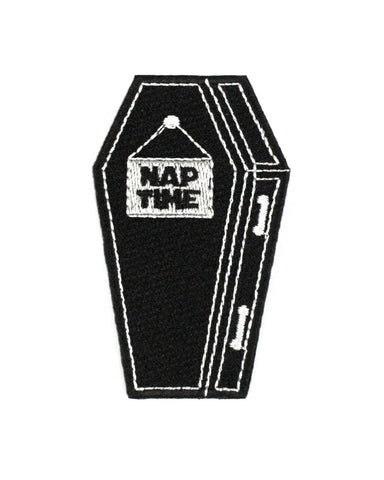 Nap Time Coffin Patch