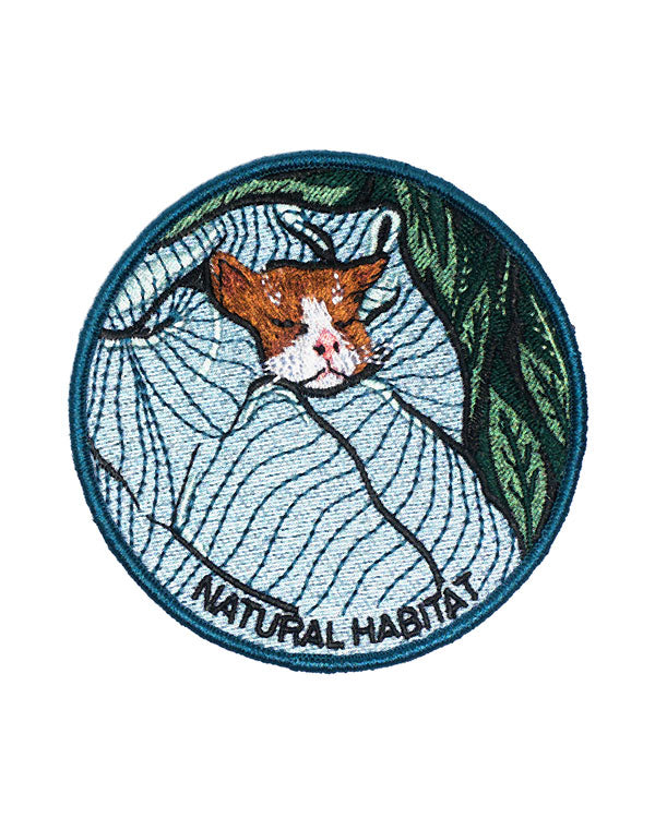 Natural Habitat Patch-Stay Home Club-Strange Ways