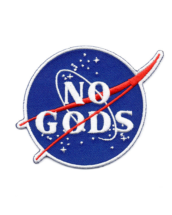 No Gods Patch-Mean Folk-Strange Ways