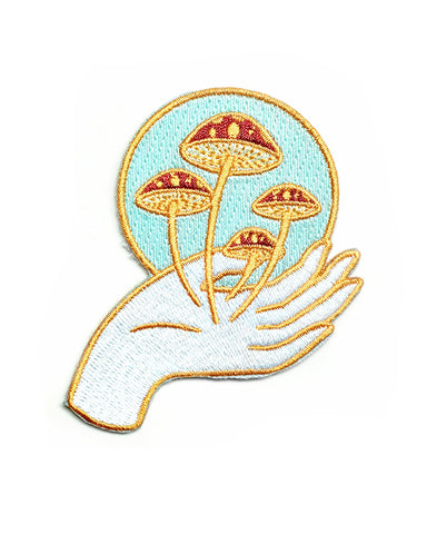 Nurture Nature Mushrooms Patch