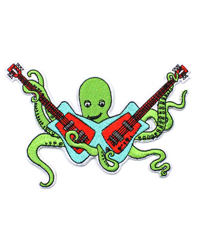 Octo Rocks Guitar Large Patch