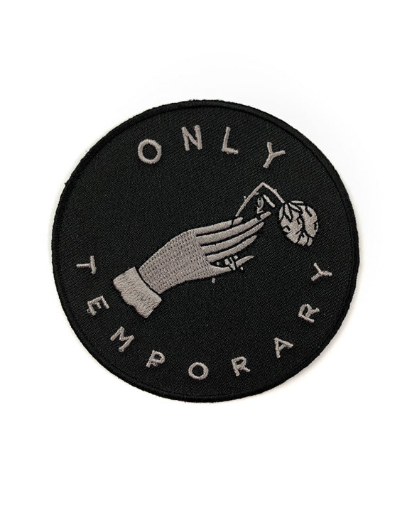 Only Temporary Patch-Strange Ways-Strange Ways