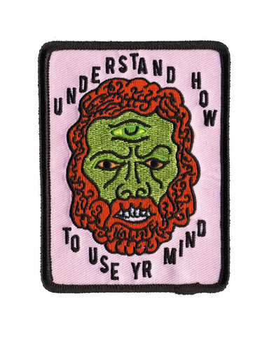 Psychic Man Patch