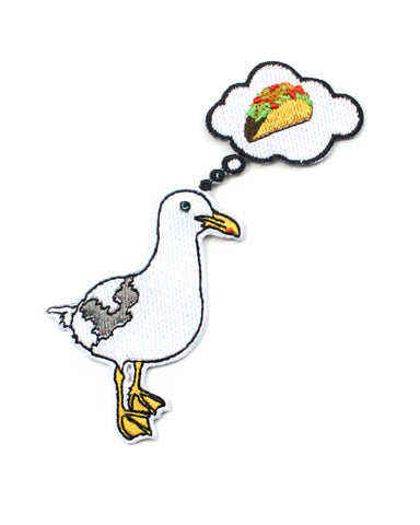 Gerry's Dream Seagull Taco Patch