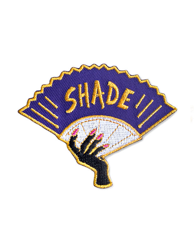 Shade Fan Patch-GAYPIN'-Strange Ways