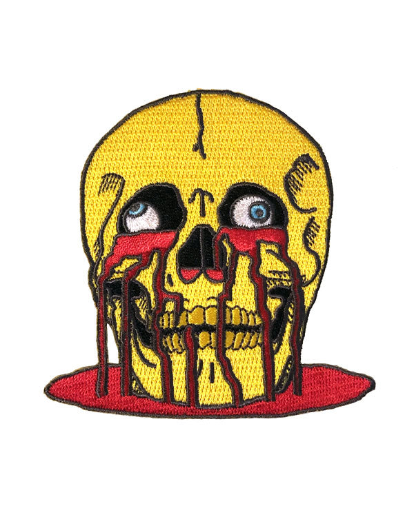 Crying Skull Patch-Inner Decay-Strange Ways