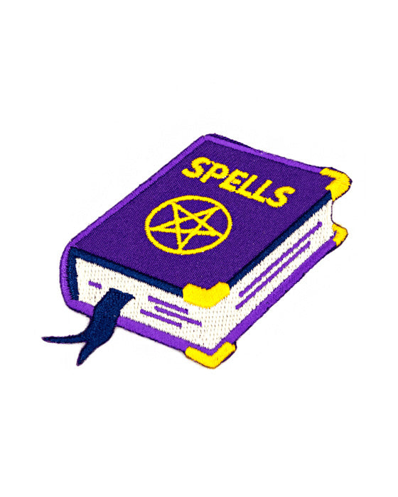 Spell Book Patch-These Are Things-Strange Ways