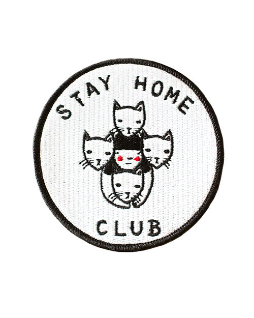 Stay Home Club Patch-Stay Home Club-Strange Ways