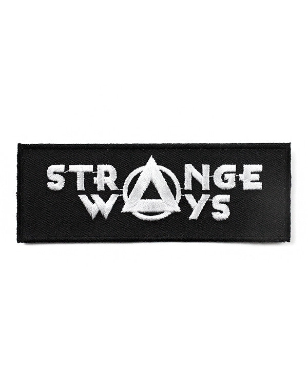 Strange Ways Logo Patch-Strange Ways-Strange Ways