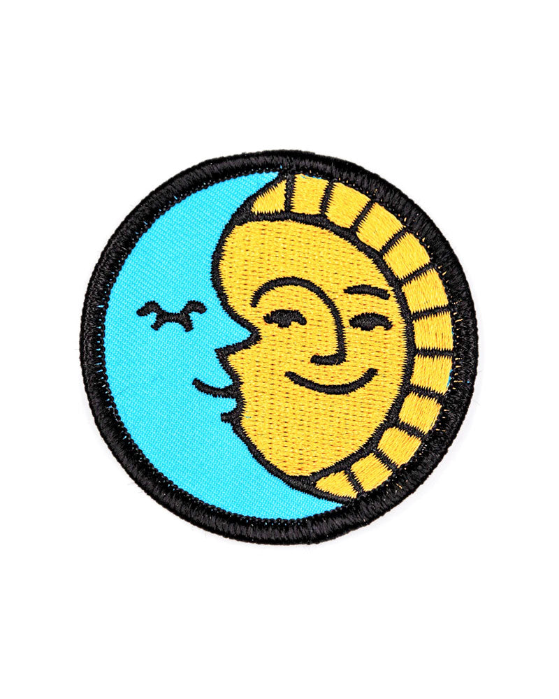 Sun & Moon Patch-These Are Things-Strange Ways