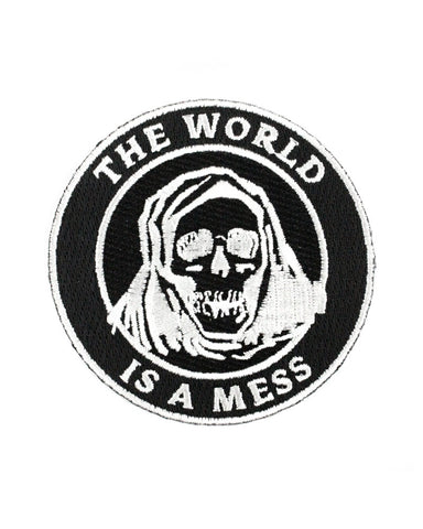 The World Is A Mess Patch