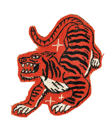 Striped Tiger Patch